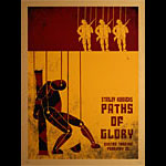 Stanley Kubrick Paths of Glory Movie Poster