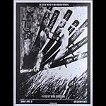 Alien Corset Seven Samurai Movie Poster