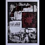 Alien Corset Taxi Driver Movie Poster