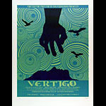 Alfred Hitchcock Vertigo Movie Poster
