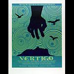 Alien Corset Alfred Hitchcock Vertigo Movie Poster