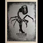 Alien Corset David Cronenberg Videodrome Movie Poster
