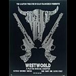 Alien Corset Westworld Movie Poster