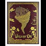 Alien Corset The Wizard of Oz Movie Poster