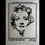The Woman Men Yearn For - Marlene Dietrich Movie Poster