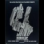 Alien Corset - David O'Daniel Robocop Movie Poster