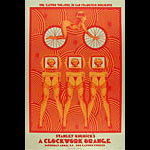 Alien Corset - David O'Daniel Stanley Kubrick A Clockwork Orange Movie Poster