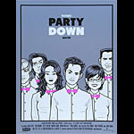 Scrojo Party Down Poster