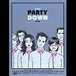 Scrojo Party Down Marathon Poster