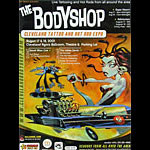 Glenn Barr Tattoo and Hot Rod Expo Poster - signed