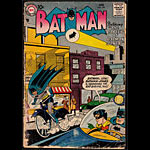 Batman #108 Comic Book
