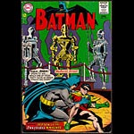 Batman #172 Comic Book