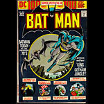 Batman #254 Comic Book