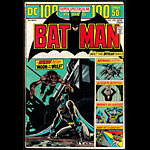 Batman #255 Comic Book