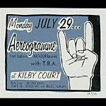 Leia Bell Aerogramme Poster