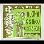 Leia Bell Aloha Poster
