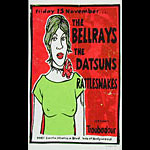 Leia Bell Bellrays Poster