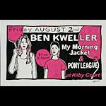 Leia Bell Ben Kweller Poster