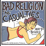 Leia Bell Bad Religion Poster