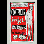 Leia Bell Contender Poster