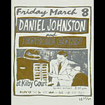 Leia Bell Daniel Johnston Poster