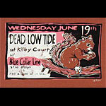 Leia Bell Dead Low Tide Poster