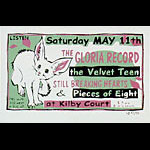 Leia Bell The Gloria Record Poster