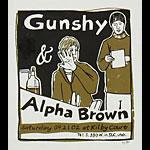 Leia Bell Gunshy Poster