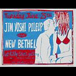 Leia Bell Jim Yoshi Pileup Poster