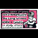 Leia Bell Ken Stringfellow (ex Posies and Big Star) Poster