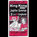 Leia Bell King Kong Poster