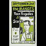 Leia Bell The Manges Poster