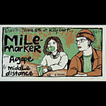 Leia Bell Mile Marker Poster