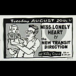 Leia Bell Miss Lonely Heart Poster