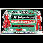 Leia Bell Of Montreal Poster