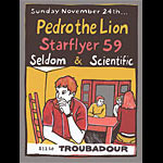 Leia Bell Pedro the Lion Poster