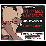 Leia Bell Pretty Girls Make Graves Poster