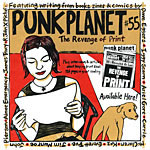 Leia Bell Punk Planet #55 Poster