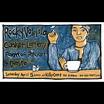 Leia Bell Rocky Votolato Poster