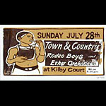 Leia Bell Town & Country Poster