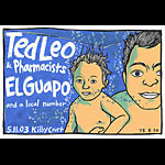 Leia Bell Ted Leo and the Pharmacists Poster