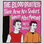 Leia Bell Blood Brothers Poster