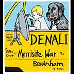 Leia Bell Denali Poster