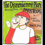 Leia Bell Dismemberment Plan Poster