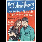 Leia Bell Juliana Theory Poster