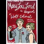 Leia Bell Mary Lou Lord Poster