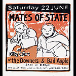 Leia Bell Mates Of State Poster