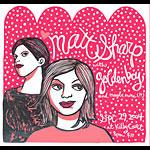 Leia Bell Matt Sharp Poster