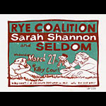 Leia Bell Rye Coalition Poster