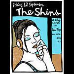 Leia Bell The Shins Poster